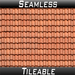 Roof Tiles 03