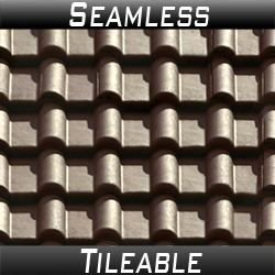 Roof Tiles 06
