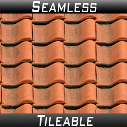 Roof Tiles 07