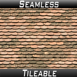 Roof Tiles 09