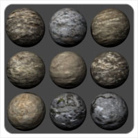 Stone Pack 4