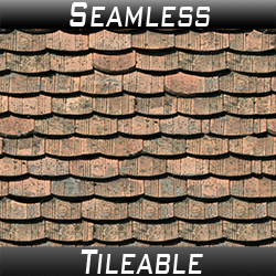 Roof Tiles 12
